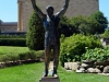 The Rocky Statue