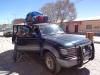 Unser Jeep für die 3 Tages Tour