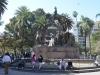 Plaza in Salta