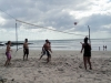 Beach Volleyball spielen