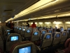 Im Flieger von Buenos Aires nach Santiago