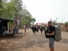 auf dem Weg nach Kambodscha
