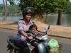 Auf dem Weg nach Angkor Wat