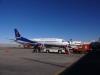 Das FLugzeug von Laz Paz nach Sucre