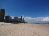 Beachday at surfers paradise