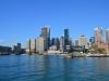 Am Hafen von Sydney