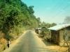 Auf dem Weg nach Vang Vieng