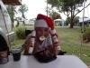 Nachmittagsunterhaltung, Weihnachtscracker