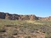 Aussicht im Krater