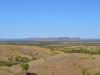 Gosse Bluff Crater vom weitem