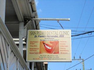 Zahnarzt an San Pedro