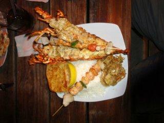 Wieder ein Lobster
