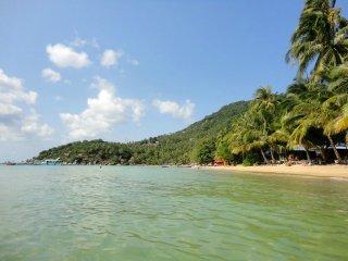 Der Strand von Koh Tao