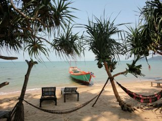 relax time in Koh Tonsay