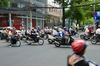 Die Strassen von Ho-Chi-Minh