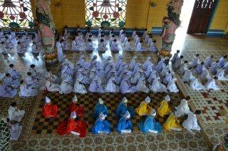 Im Cao Dai Temple